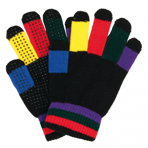 Rukavice   Rukavice UNI pletené barevné 8e248b37c8