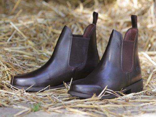 Jezdecká obuv   Boty perka Saint e7f82f482f