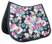dečka black flower