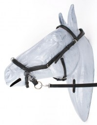 THREE POINT Bridle cavesson